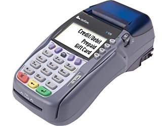 VeriFone Vx570 Credit Card Machine